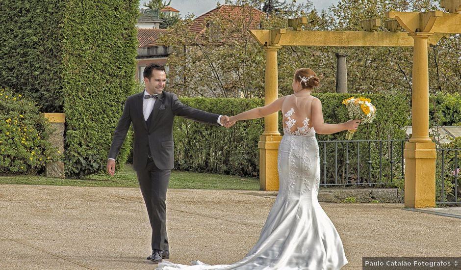 O casamento de Daniel e Marta em Alijó, Alijó
