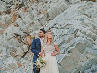 O casamento de Sarah e Christian