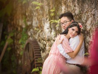O casamento de Rayanne e Thiago 1