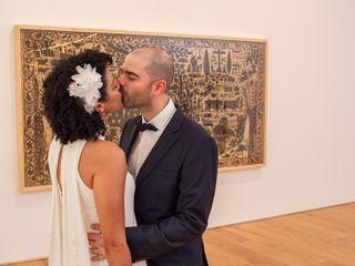 O casamento de Gabriele e Tozé