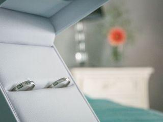 O casamento de Tatiana e Nuno 1