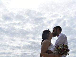 O casamento de Sara e Nuno 1