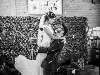 O casamento de Lúcia e Bernardo