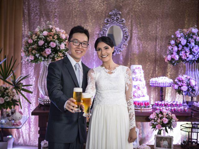 O casamento de Rayanne e Thiago