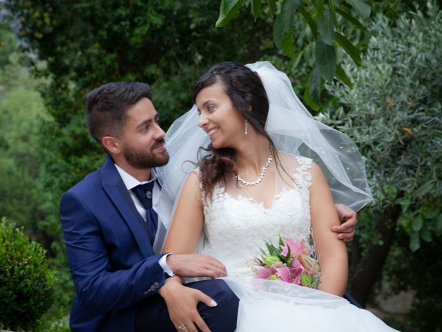 O casamento de Maria e Igor
