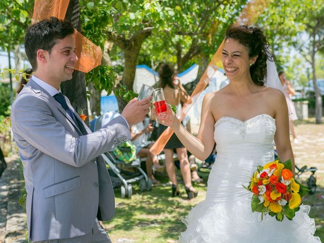 O casamento de Tatiana e Nuno
