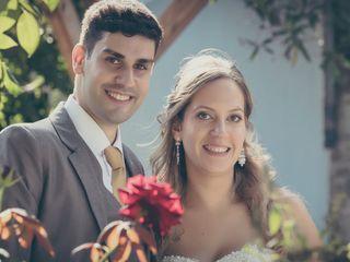 O casamento de Sara e David