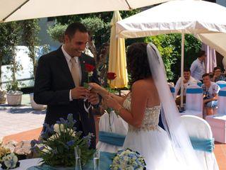 O casamento de Ângela e Tiago