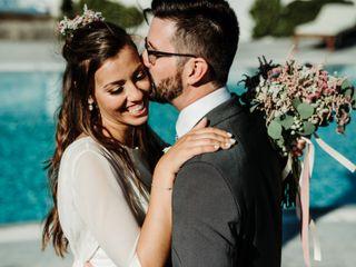 O casamento de Margarida e Miguel