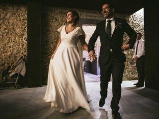 O casamento de Filipa e Carlos