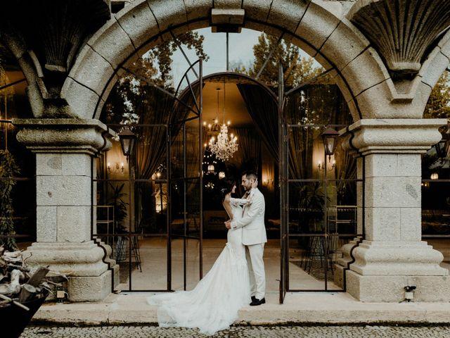 O casamento de Vanessa e Romain