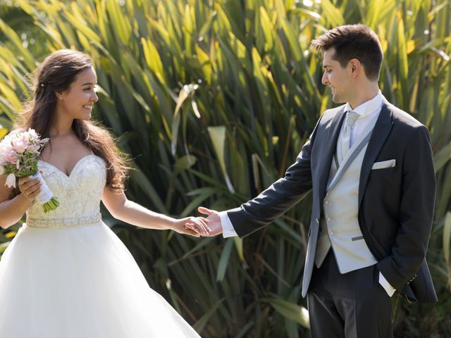 O casamento de Ana e Márcio