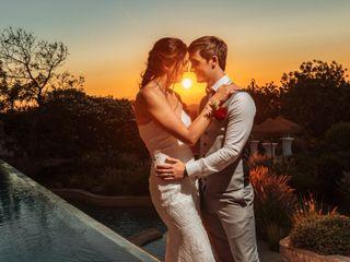 O casamento de Lisa e Stephen