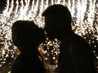 O casamento de Edna e Tiago
