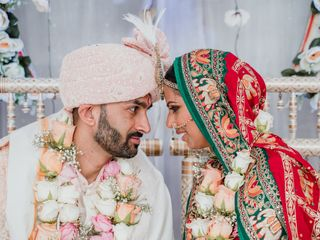 O casamento de Suati e Ripesh