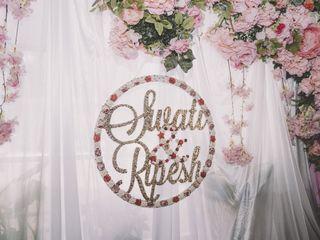 O casamento de Suati e Ripesh 2