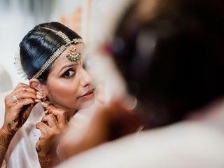 O casamento de Suati e Ripesh 3