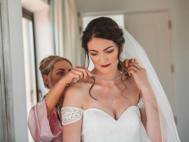 O casamento de Stephen e Lisa em Boliqueime, Loulé 17
