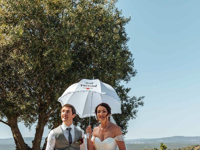 O casamento de Stephen e Lisa em Boliqueime, Loulé 21