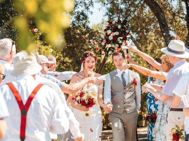 O casamento de Stephen e Lisa em Boliqueime, Loulé 22