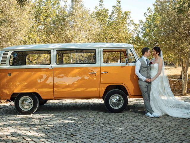 O casamento de Stephen e Lisa em Boliqueime, Loulé 26