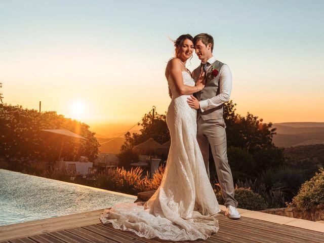 O casamento de Stephen e Lisa em Boliqueime, Loulé 27