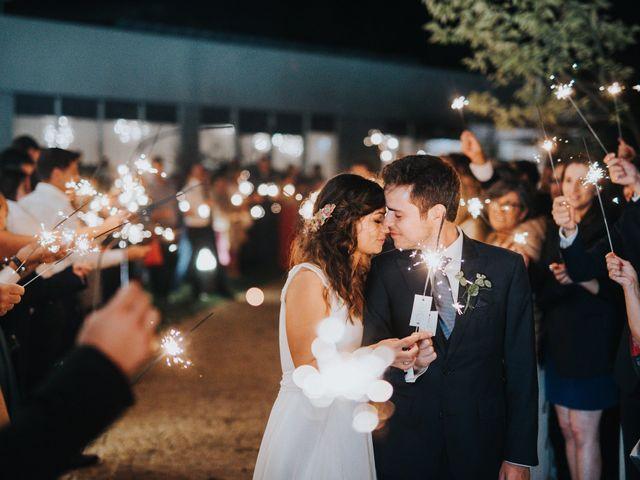 O casamento de Léticia e Manuel
