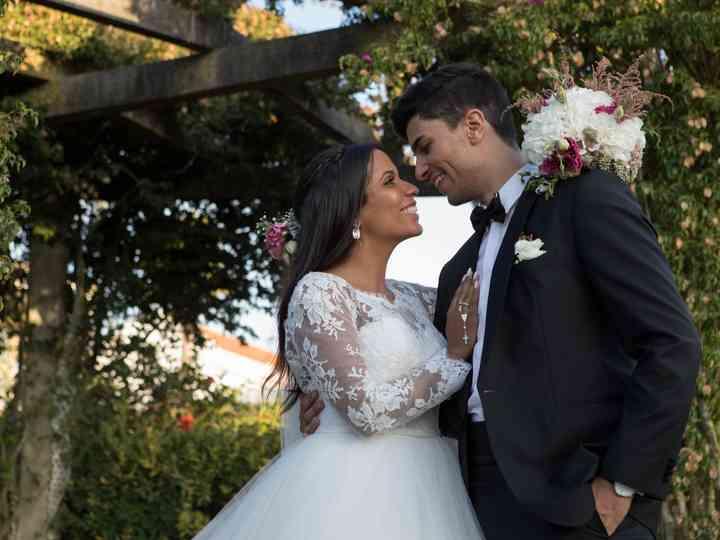 O casamento de Sadeline e Marcelo