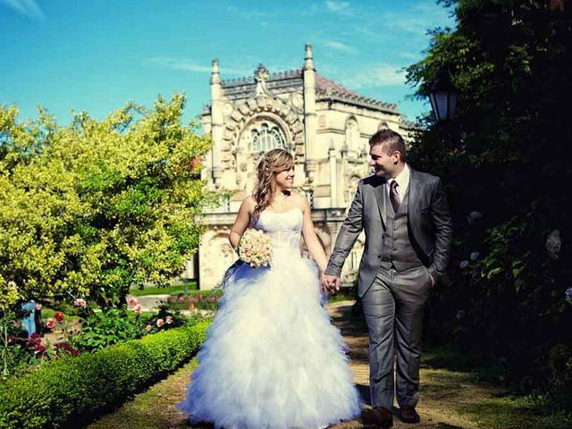 O casamento de Alex e Stephanie em Cantanhede, Cantanhede 13