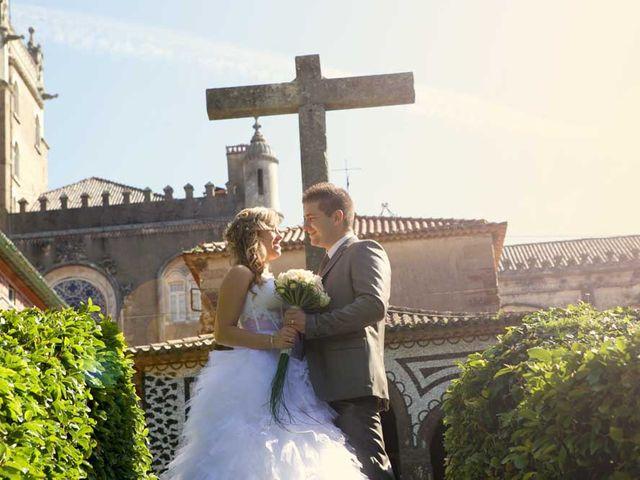 O casamento de Alex e Stephanie em Cantanhede, Cantanhede 37