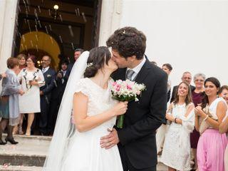 O casamento de Maria e Luís