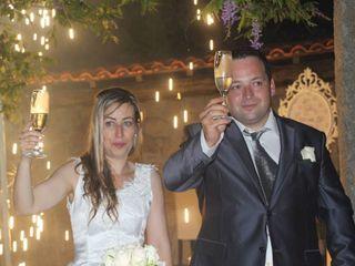 O casamento de Pedro e Gisela