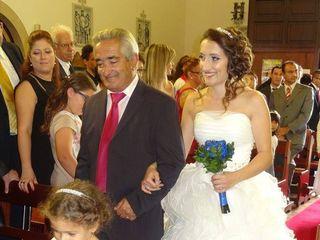 O casamento de Célia e Filipe 2