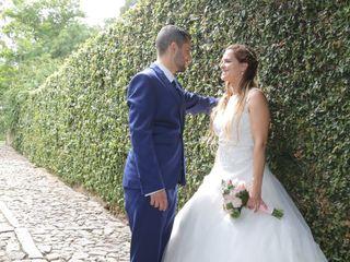 O casamento de Alexandra e Alexandre