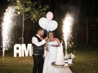 O casamento de Celine e David