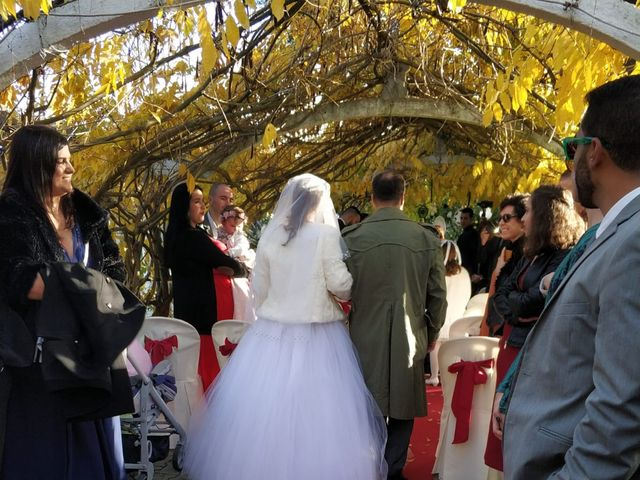 O casamento de Tânia  e Nuno em Fernão Ferro, Seixal 6
