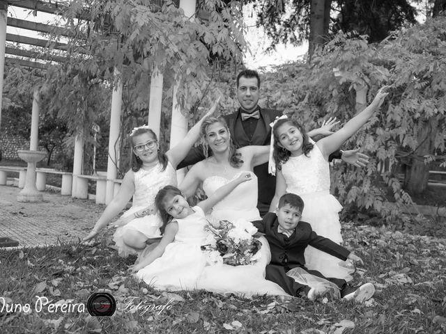 O casamento de Tânia  e Nuno em Fernão Ferro, Seixal 2