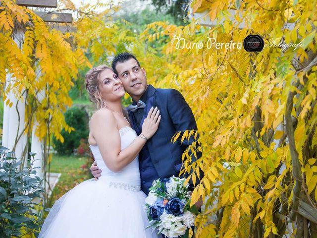 O casamento de Tânia  e Nuno em Fernão Ferro, Seixal 16