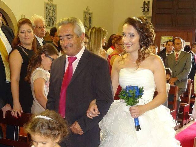 O casamento de Filipe e Célia em Armação de Pêra, Silves 4