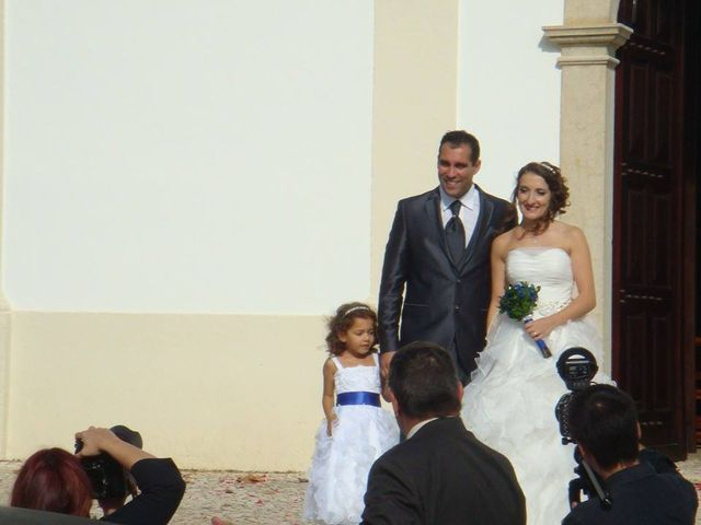 O casamento de Filipe e Célia em Armação de Pêra, Silves 5