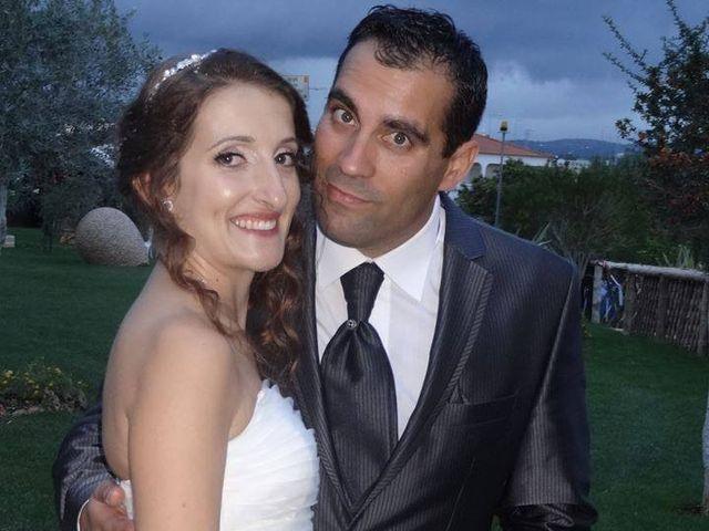O casamento de Filipe e Célia em Armação de Pêra, Silves 1