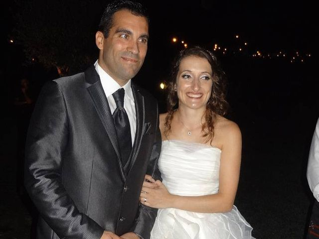 O casamento de Filipe e Célia em Armação de Pêra, Silves 2