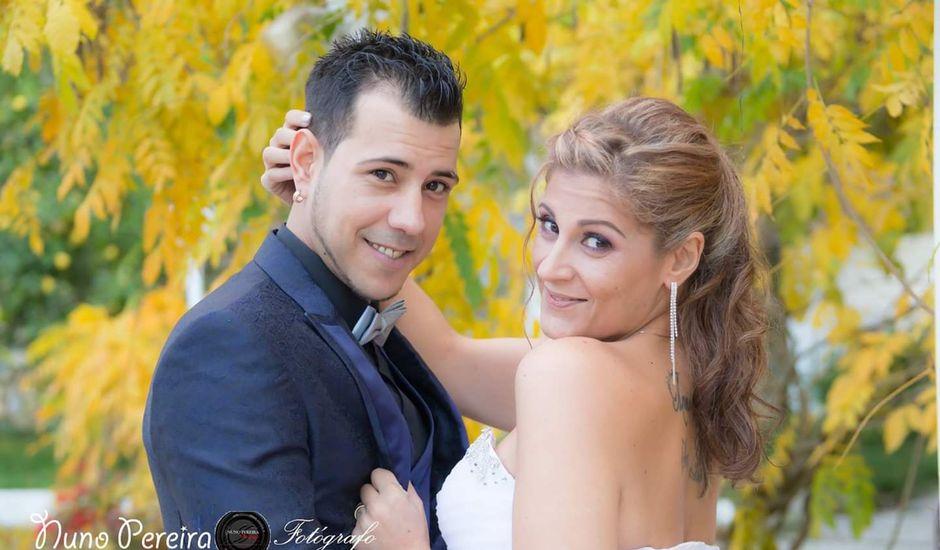 O casamento de Tânia  e Nuno em Fernão Ferro, Seixal