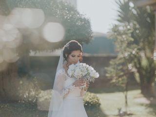 O casamento de Alda e José 3