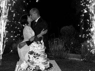 O casamento de Miguel e Carina
