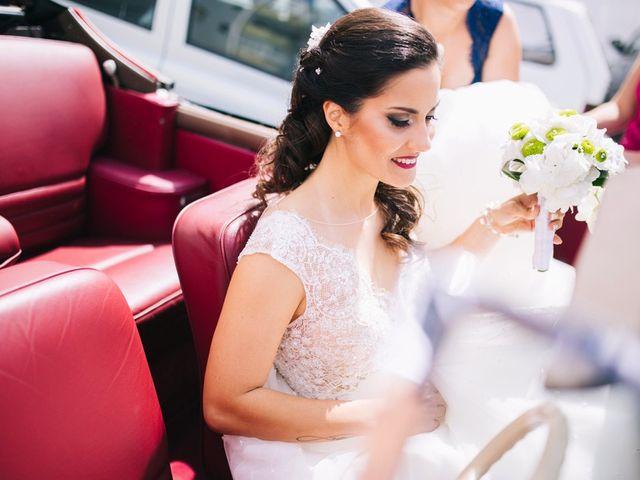 O casamento de Filipe e Marta em Monchique, Monchique 10
