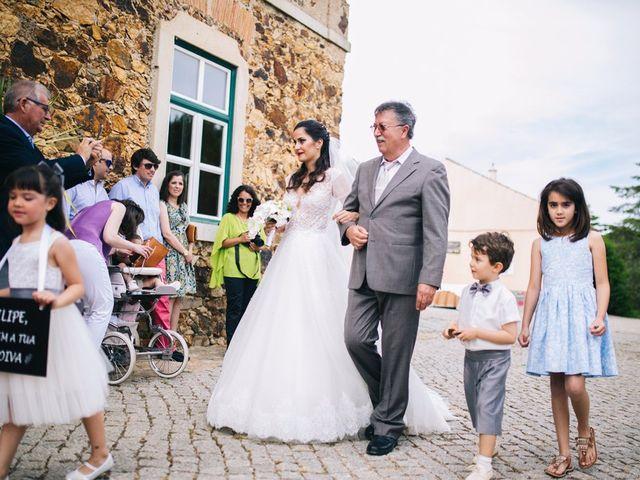 O casamento de Filipe e Marta em Monchique, Monchique 19