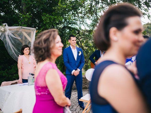 O casamento de Filipe e Marta em Monchique, Monchique 20