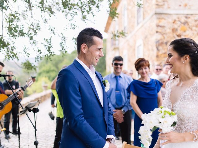 O casamento de Filipe e Marta em Monchique, Monchique 21
