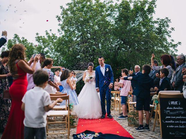 O casamento de Filipe e Marta em Monchique, Monchique 27